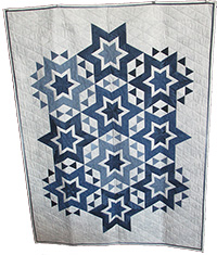 More Starz Quilt Kit